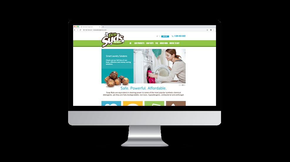 EcoSuds - Website