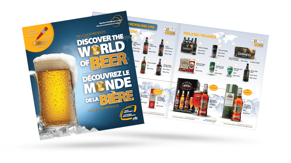 ANBL World of Beers - Brochure