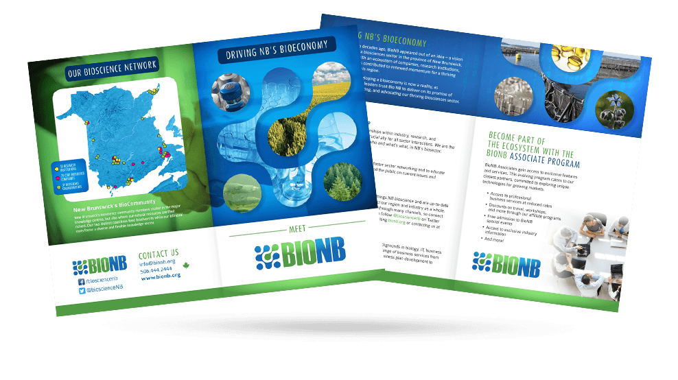 BioNB - Brochure