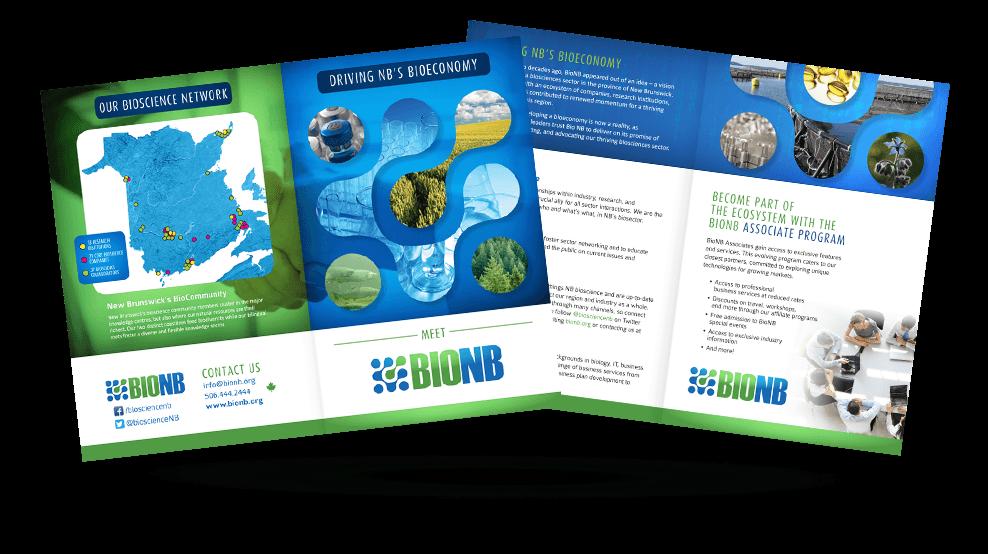 BioNB - Brochure