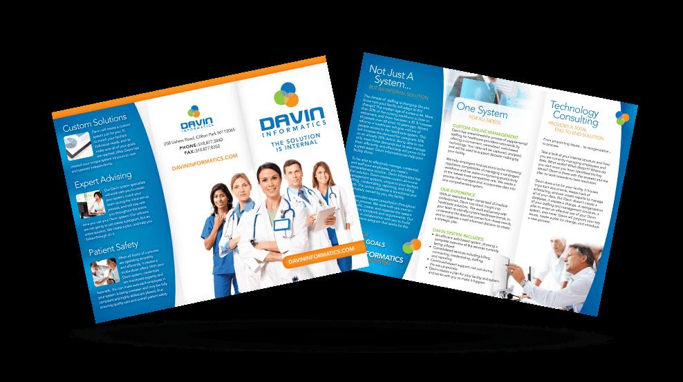 Davin Infomatics - Brochure