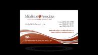 Middleton & Associates - Business Card