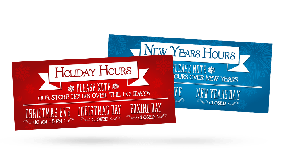 ANBL Holiday - Web Ads