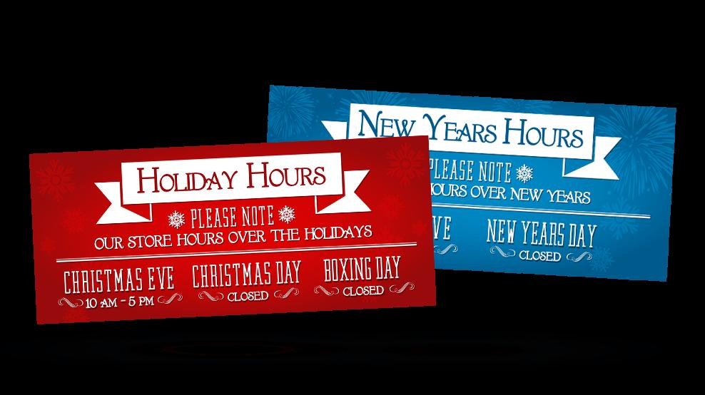 ANBL Holiday - Web Ads