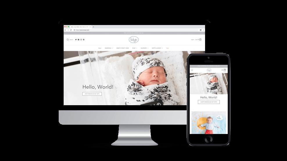 Lulujo - Website