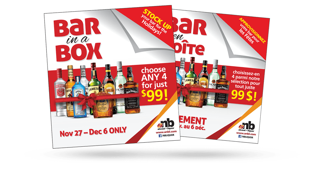 Bar in The Box - Ad