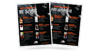 Eat And Be Scary - Recipe Pager