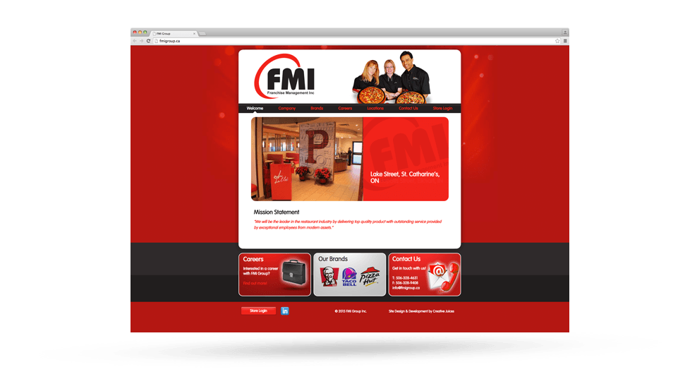FMI-Website