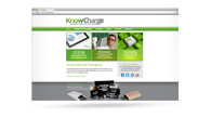 KnowCharge - Website
