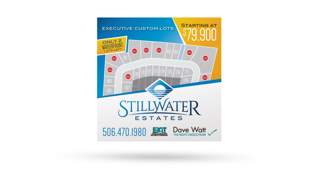 Stillwater Estates - Banners