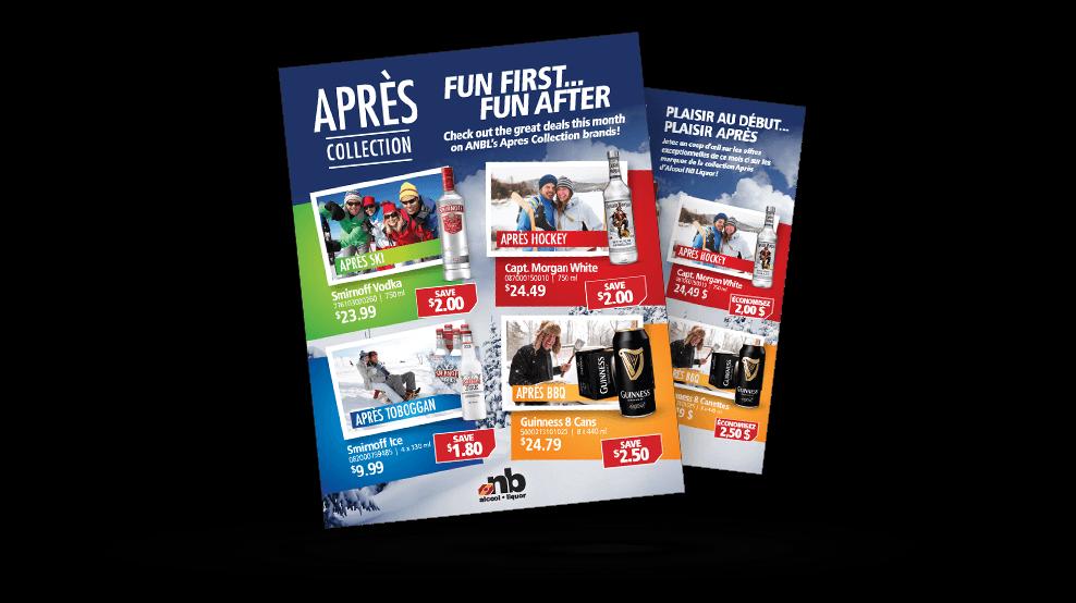 ANBL Après Collection - Ads