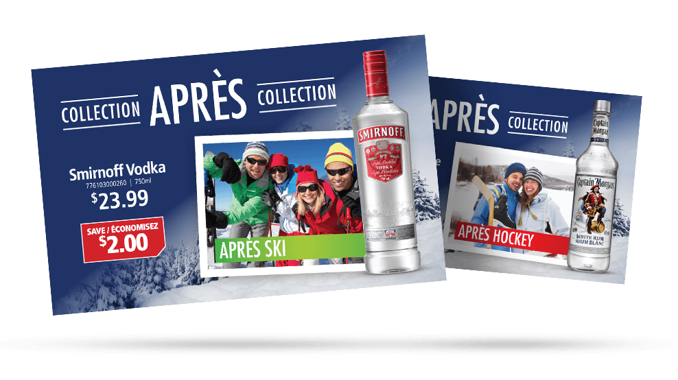 ANBL Après Collection - Pricer Card