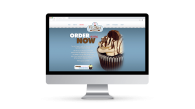 Frosted Cupcakes - Website