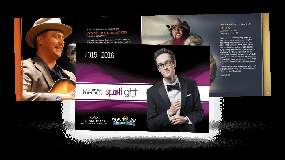 Spotlight 2015 - Booklet