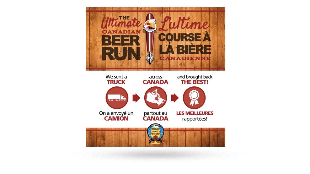 ANBL - Ultimate Canadian Beer Run Ad