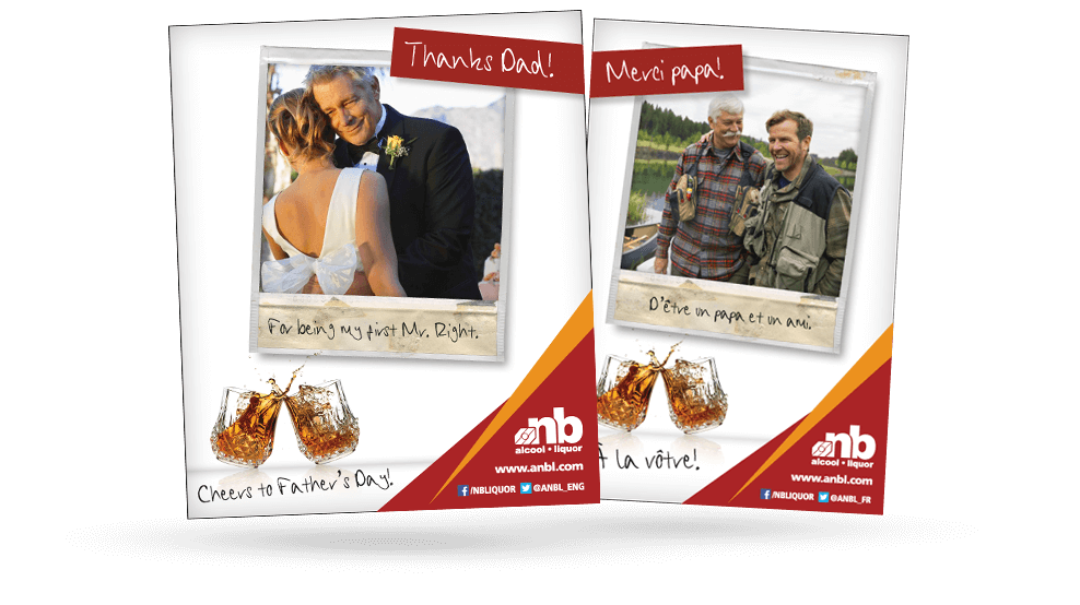 ANBL - Father's Day Ads