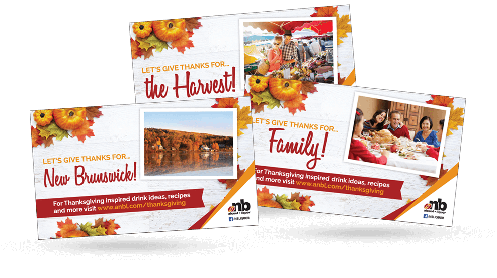 ANBL - Thanksgiving Promo