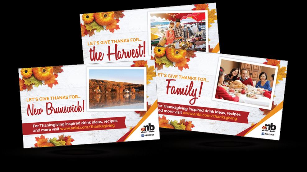 ANBL - Thanksgiving Promo
