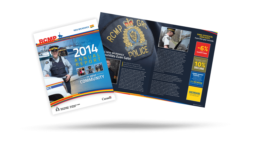 RCMP - Annual Report 2014