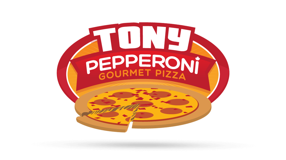 Tony Pepperoni - Logo