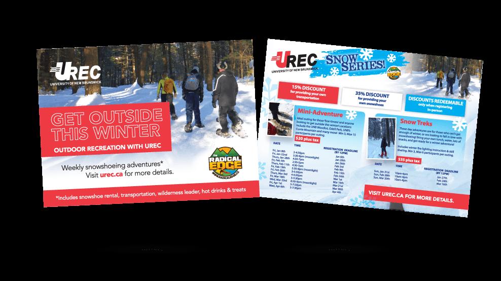 URec Outdoor Recreation - Ad