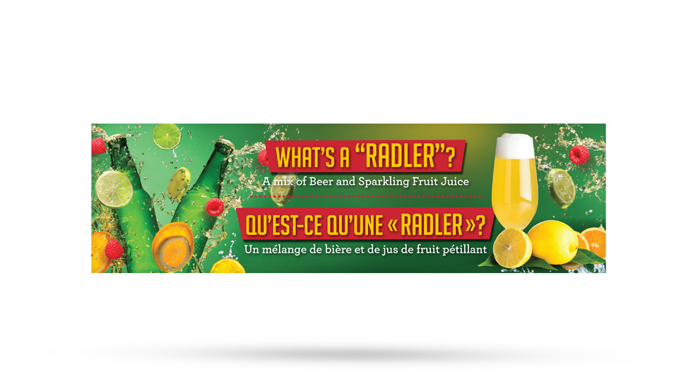 ANBL - Radler In Store POS