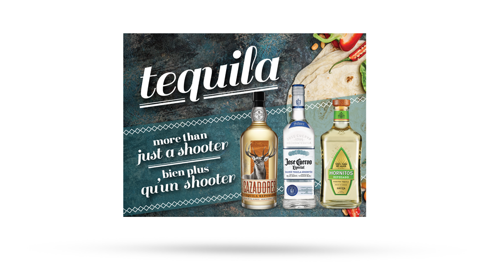 Discover Tequila - Backer