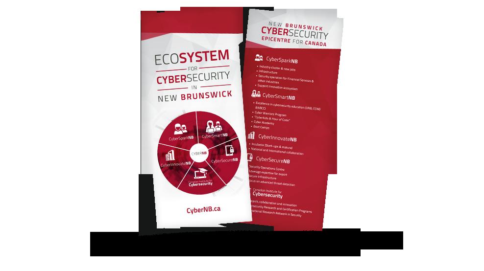 CyberNB - Rack Card