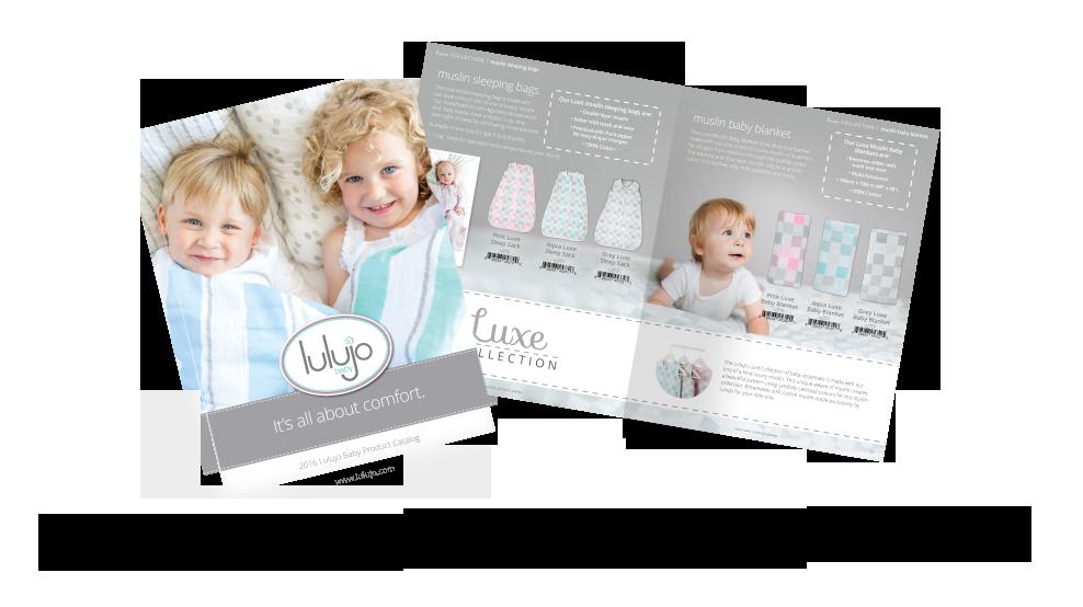 Lulujo Product Catalogue