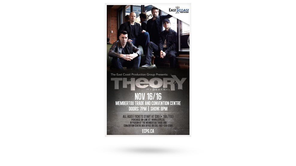 Theory Poster Layout - ECPG