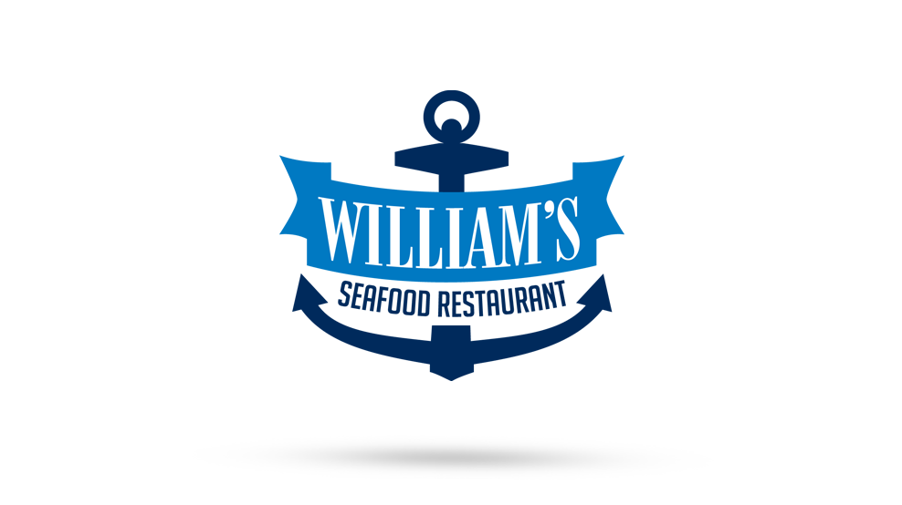 William's Seafood - Logo