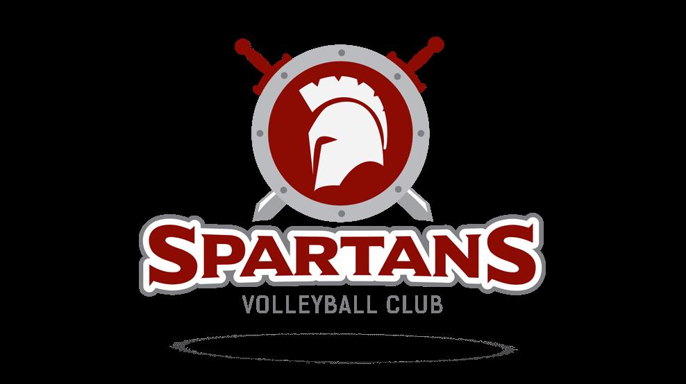 Spartans Volleyball Club - Logo