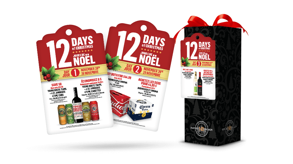 ANBL - 12 Days Of Christmas Promo