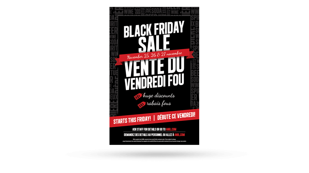 ANBL - Black Friday Promo