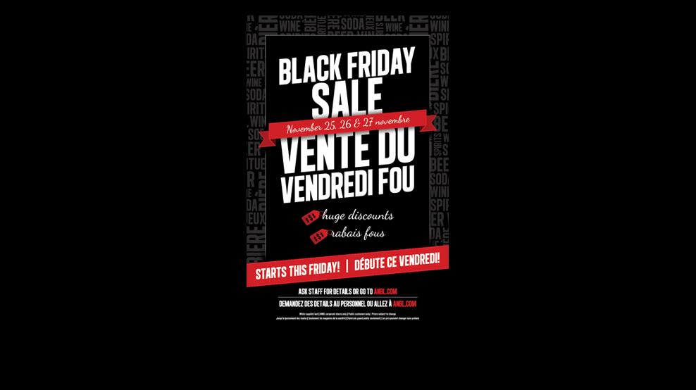 ANBL - Black Friday Promo