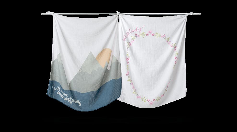 Lulujo - Baby's First Year Blanket Designs