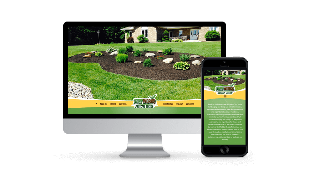 Turfworks - Website