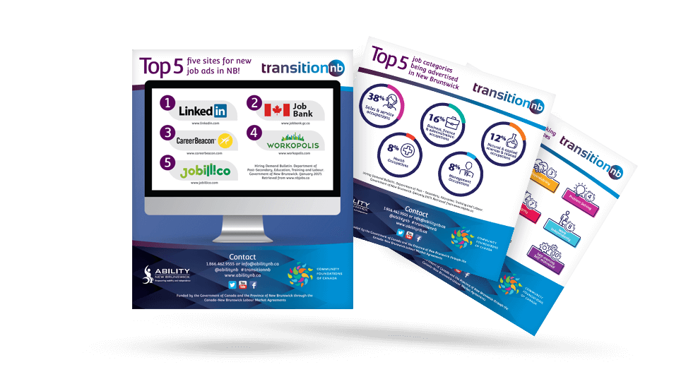 Transition NB - Infographics