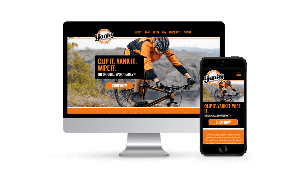 Yanky Sports - Website