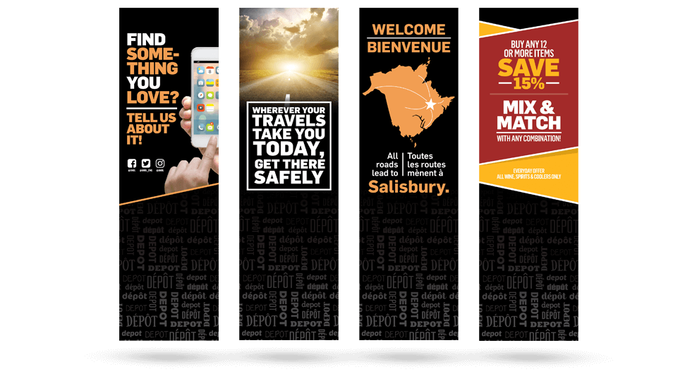 Salisbury Signs