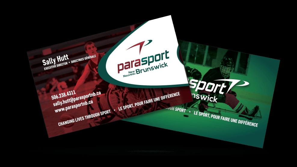 Parasport Cards
