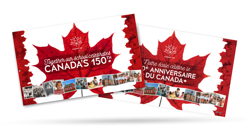 Lifetouch Canada 150