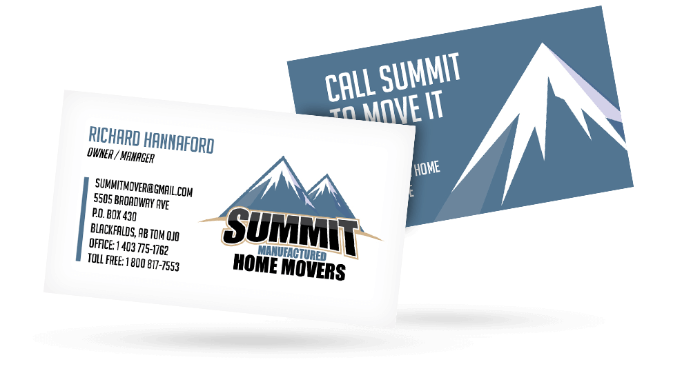 Summit Manufactured Home Movers