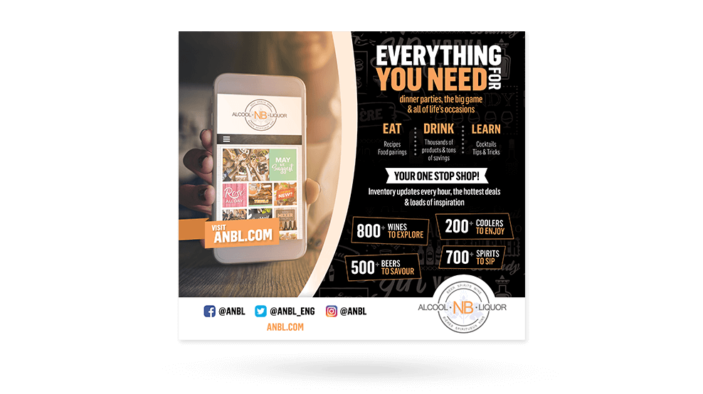 ANBL-Everything we Need Ad