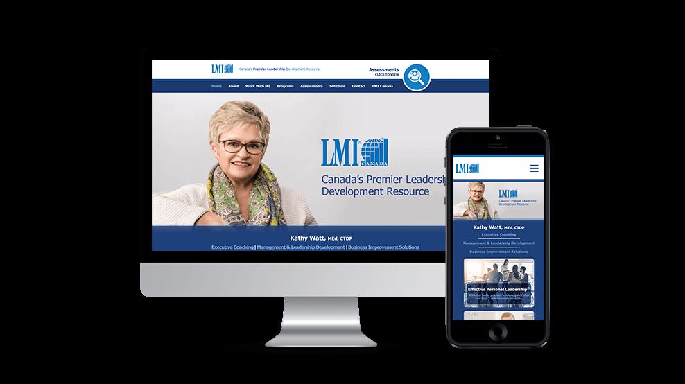 Kathy Watt - LMI - Website