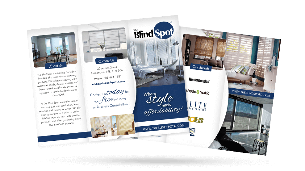 Blindspot Brochure
