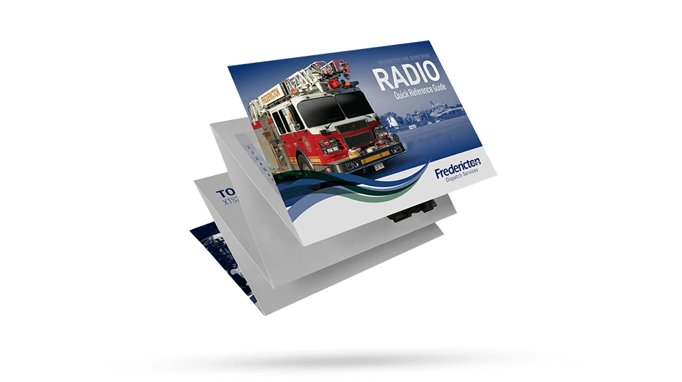Fredericton Fire Radio Guide