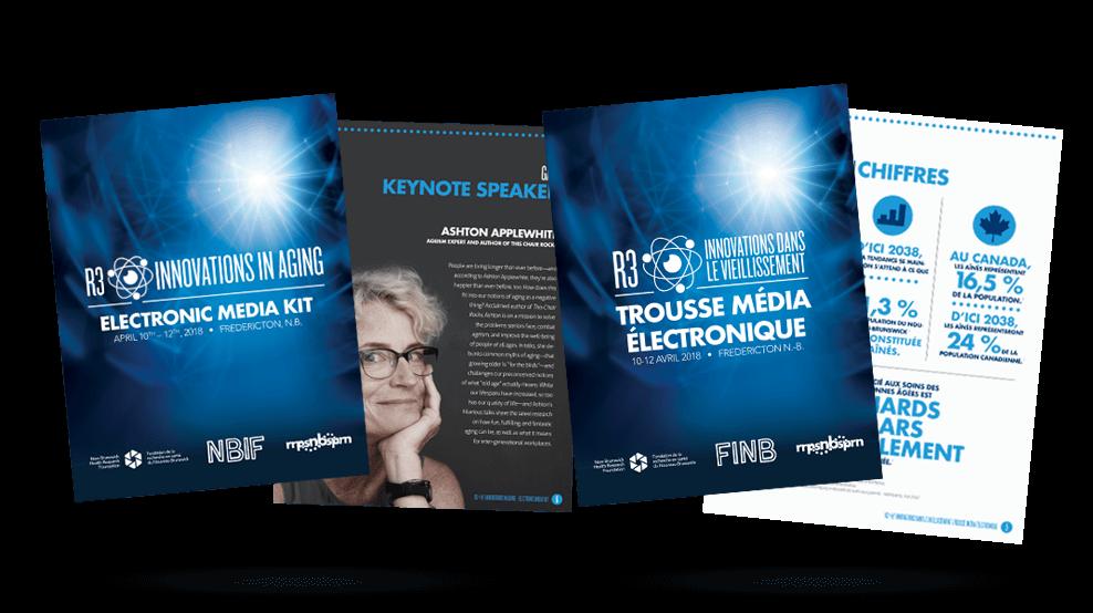 R3 Electronic Media Kit