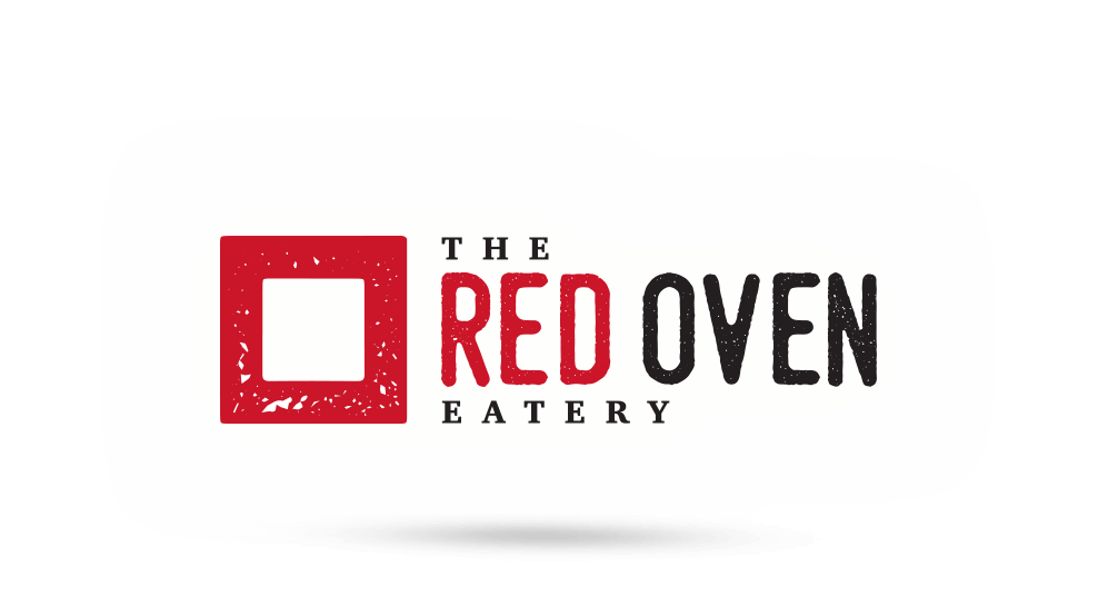 The Red Oven Eatery Logo