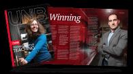 UNB Alumni News Spring 2018